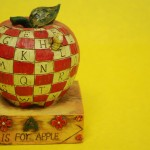A is for apple!