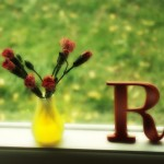 The letter R!