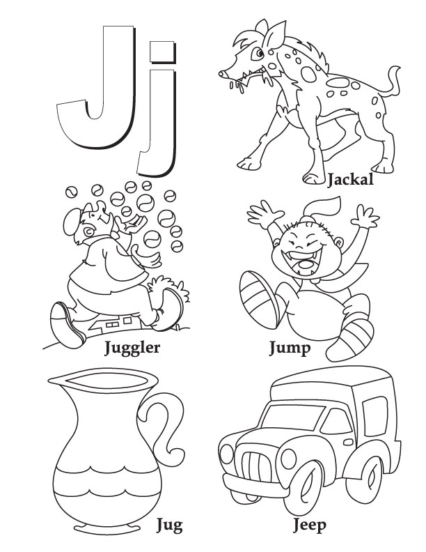 j coloring pages for adults - photo #22